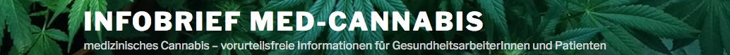 infobrief med Cannabis